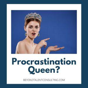 My Worst Procrastination Story