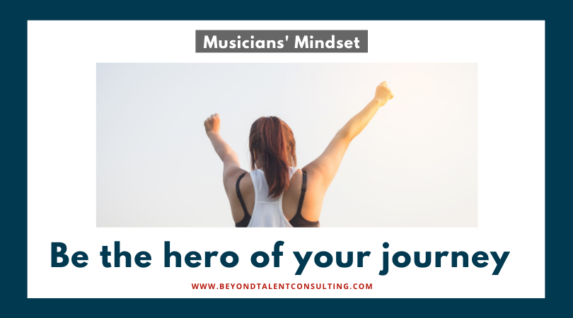Being the hero of your journey