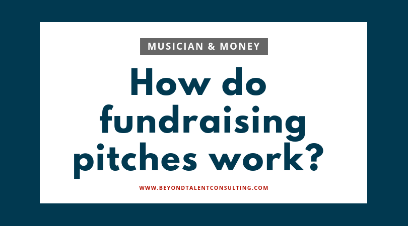 Musicians — How well are you connecting with potential donors?