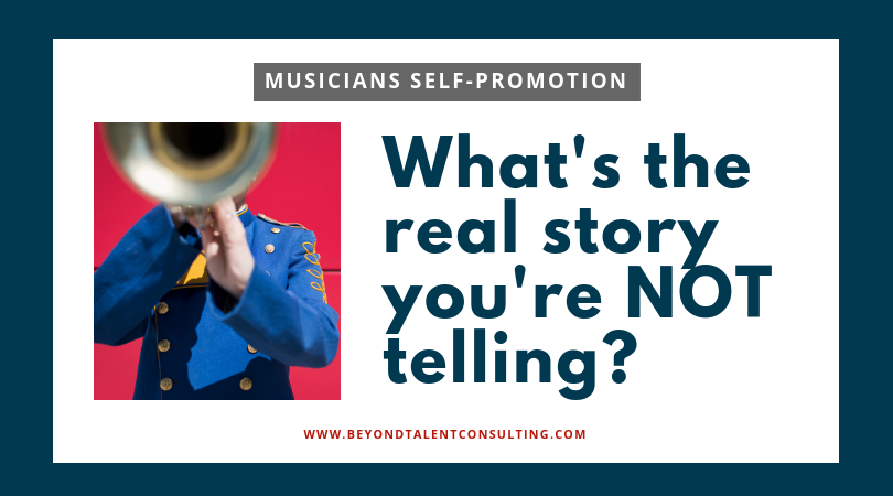 Let me tell you a story about a musician
