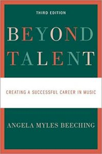 Beyond Talent by Angela Beeching, 3rd edition