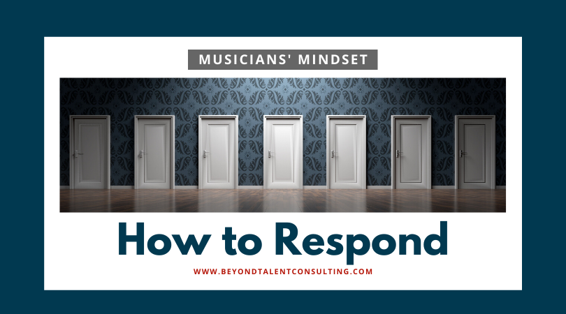 Loss Processing It's our choice — how to respond