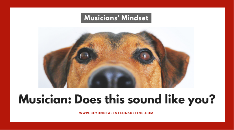 Musician: Does this sound like you?