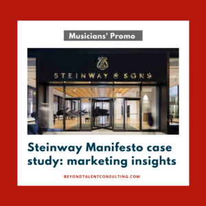 Steinway Manifesto and . . . YOU