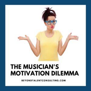 Musician Motivation
